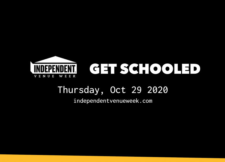 #IVW20 Get Schooled: A Day full of student-focused programming