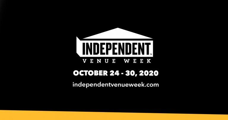 Independent Venue Week | Oct. 27 Schedule | #IVW20