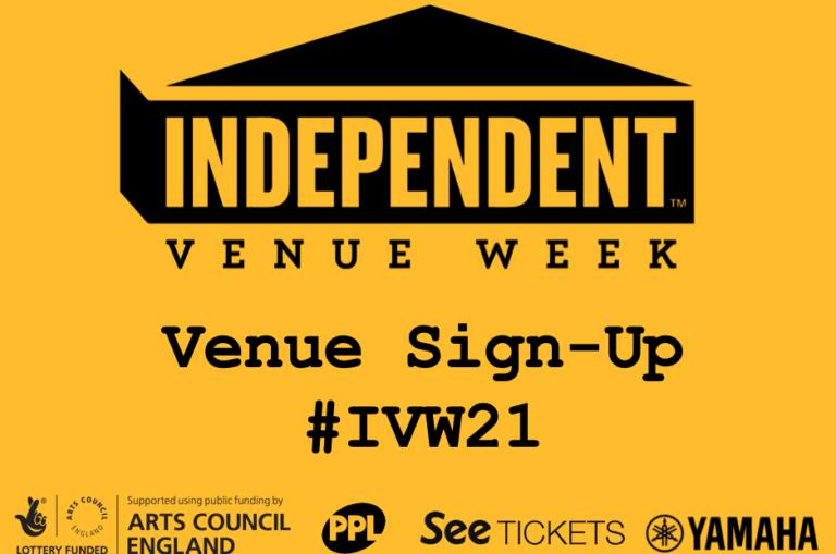 #IVW21 Venue Sign-Up