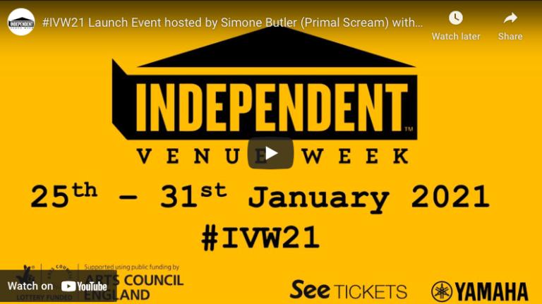 IVW21 Launch Youtube
