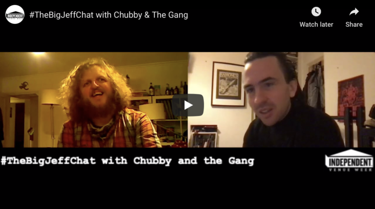 #TheBigJeffChat with Chubby & The Gang