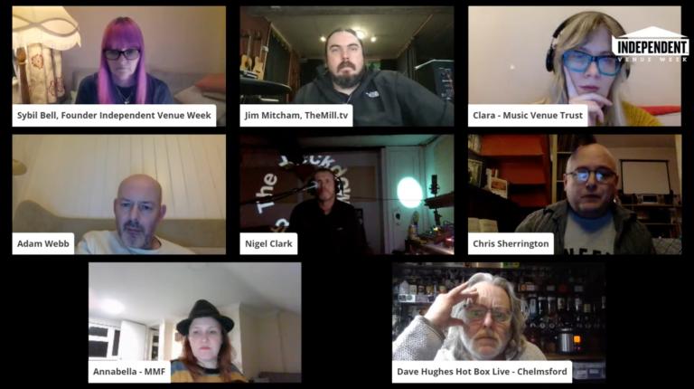 PRS Response Panel
