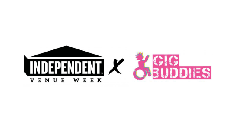Gig Buddies Partner with Independent Venue Week To Offer Subsidised Tickets & a Gig Review Competition